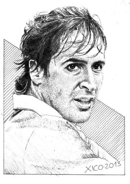 Raúl González by FCARLOS